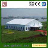 Напольный белый шатер для напольных свадебного банкета и случая