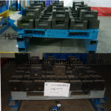 Goedkoop HDPE Maagdelijk die Materiaal in de Plastic Pallet van China wordt gemaakt