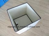 Le cadre de tissu de toile joue le cube pliable en mémoire