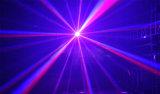 Het LEIDENE van Starball van het Kristal van de Omwenteling RGBW Licht van het Stadium voor de Verlichting van de Disco (pictogram-A015B)
