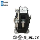 Contattore di DP, certificato magnetico dell'UL del contattore 1p 380V 25A del condizionamento d'aria