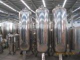 8t/H de Filter van het Zand van het kiezelzuur voor Drinkwater