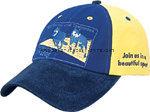 Изготовленный на заказ вышивка покрывает бейсбольные кепки вышивки крышки Snapback шлема крышек хлопка Burshed выдвиженческие