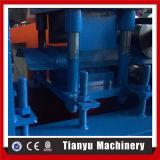 Metalldachridge-Schutzkappen-Fliese-Blatt-Walzen, das Maschine 312 bildet