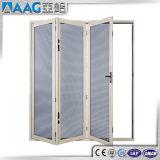 Portas dobráveis de alumínio / porta de alumínio
