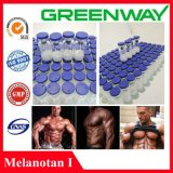 Péptidos Melanotan I de la alta calidad para broncear de la piel