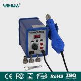 Станция Rework горячего воздуха ESD хорошего качества Yihua 969d