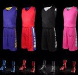 Баскетбол Джерси команды тренировки OEM равномерный для промотирования