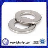Guarnizione piana del metallo di alta precisione su ordinazione della Cina