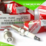 La bougie d'allumage de Denso 90919-01191 pour Lexus Camry Hilux prennent Sk20hr11