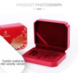 Il classico cinese ricicla il contenitore di regalo della moneta della Bambù-Plastica