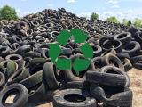Überschüssiger Reifen, der Maschine (nachhaltige Entwicklung, aufbereitet)