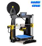 상승 아크릴 Reprap Prusa I3 안정되어 있는 2 바탕 화면 3D 인쇄 기계