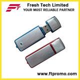 Lecteur flash USB promotionnel classique de Plastic&Aluminum pour personnalisé (D103)