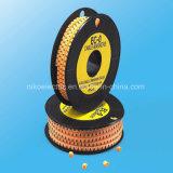 Matériel en plastique Cercle Clips de câble
