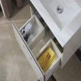 Module de salle de bains multicouche en bois solide de meubles de salle de bains