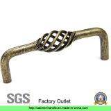Maneta de los muebles de la maneta de la cabina del acero inoxidable del enchufe de fábrica (UC 02)