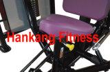 a aptidão, equipamento da ginástica, edifício de corpo, assentou a imprensa do pé (HK-1016)
