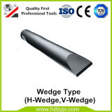 Los cortacircuítos hidráulicos de los cortacircuítos de Hyundai cincelan las herramientas de Kb4200 Roces