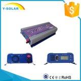 Ys 2000gLCD 110V/220V MPPTの純粋な正弦波の太陽エネルギーインバーター