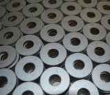 Rettangolare di ceramica piezo-elettrico personalizzato di formato differente