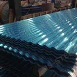 55% Aluminium-gewölbtes Dachpanel/Galvalume für Metalldach-Blätter