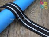 De gestreepte Singelband van het Polypropyleen van de Polyester (pp) voor de Toebehoren van de Zak