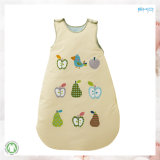 Beige Baby Clothes OEM Babies Sleeping Bag