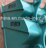 Kobelco Sk120-5 Sk200-3 Exkavator-Hochleistungswanne verstärkte Wannen-Zus