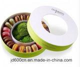 Rectángulo de papel de embalaje del acondicionamiento de los alimentos/del caramelo de chocolate para el regalo