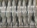 Выкованные зубы ведра на гусеница 307 запасных частей землечерпалки
