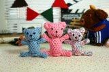 Type animal jouet de corde de coton d'animal familier