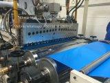 Produit chimique de la qualité PP/PE/ligne physique d'extrusion de panneau de Microfoam