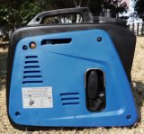 1.2kw de lichtste Draagbare Generator van de Benzine van de Omschakelaar