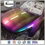 Chamäleon-Farben-Schaltpigment für Spritzlackierverfahren