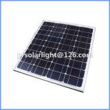 économie d'énergie renouvelable mono PV&#160 de la haute performance 50W ; Panneau