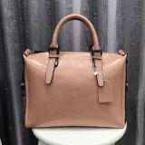 女性Emg5126のための牛革メッセンジャーのバッグレディーハンドバッグの本革のShoudler実質袋