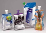 Sac en plastique de conditionnement des aliments, poche de empaquetage à hautes températures, poche stérilisable à l'autoclave en plastique de nourriture, empaquetage de nourriture rapide à préparer