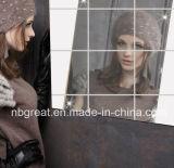 стикер зеркала декоративной собственной личности 15cmx16PCS слипчивый съемный акриловый