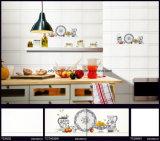 Wand-Keramikziegel mit verschiedenen Mustern