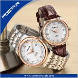 Berühmte Marke Interhangeable Brücke-Uhr mit Dattel-Wasser-beständigem