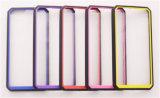 3 transparentes en 1 teléfono móvil Aaccessories de la Anti-Gota del capítulo TPU para el iPhone 6 Samsung J7 2016 (XSEH-033)
