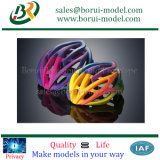 Casco por encargo de la bicicleta de la impresión de SLA/SLS 3D