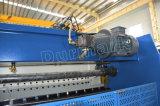 200 Buigende Machine van het Roestvrij staal van de Pers Brake/4000 mm van de Controle van Delem CNC van de ton de Servo Drijf
