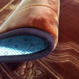 De dikte Raschel maakt het Tapijt van de Mat van het Gebed in reliëf