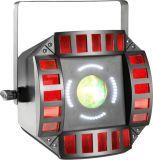 두 배 단계 LED 빛