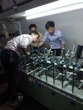 Fábrica adhesiva de la maquinaria de carpintería del derretimiento caliente decorativo de China Alminum