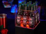 [ديسبلي بوإكس] أكريليكيّ, 12 زجاجات [إيس بوكت] لأنّ [كتف]