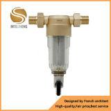 Pre-Filtro de bronze da alta qualidade para a água