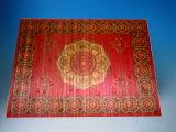 Persische Wolldecke-Bambushand geknotete traditionelle Wolldecken